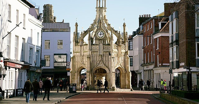 Chichester: The Hyacinth Bucket of the South