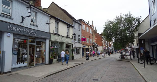 Bishop's Stortford - The Planner's Dream Goes Wrong