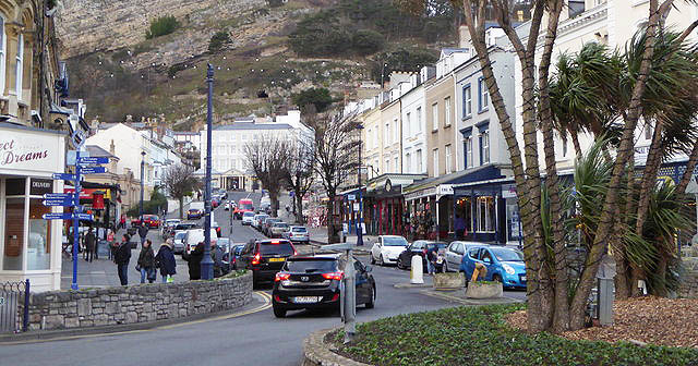 Llandudno: The Brown Town Of Welsh Resorts