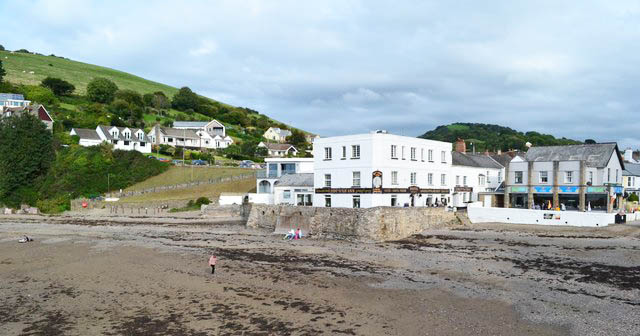 Living in North Devon, Combe Martin and Ilfracombe