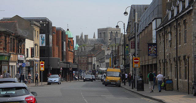 Living in Peterborough, Cambridgeshire, England