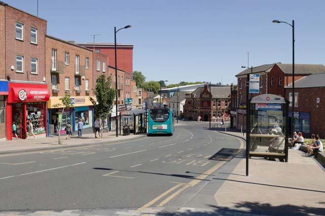 Top 10 worst places to live in England, Wakefield