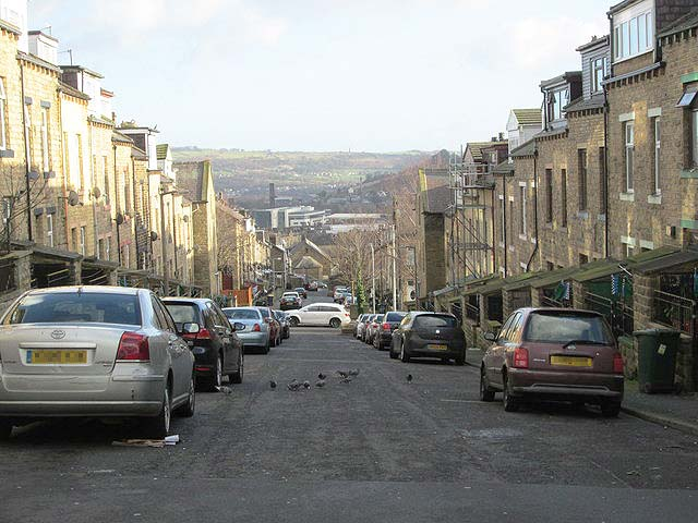 Top 10 worst places to live in England, Keighley