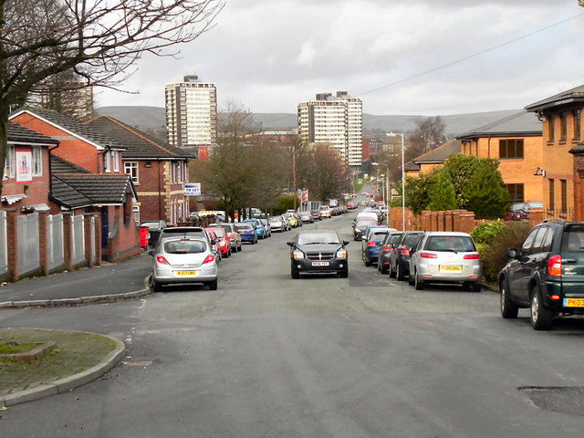 Top 10 worst places to live in England, Rochdale