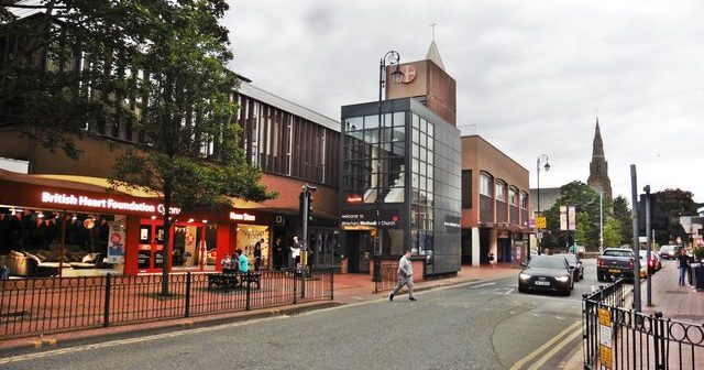 Wrexham – a terrifying spice-zombie filled cesspit