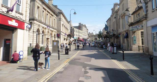 Living in Chippenham, Wiltshire