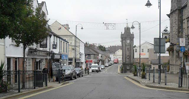 Living in Llangefni, Wales