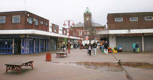Living in Royton, Oldham, Greater Manchester