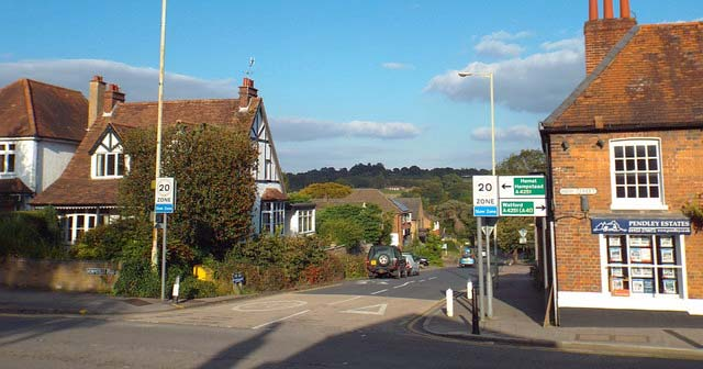 Living in Kings Langley, Hertfordshire