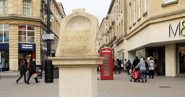 Bath - Just Because It's Posh, Doesn't Mean It's Pleasant
