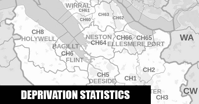 English Indices of Deprivation statistical comparisons for Lower-Super Output Areas in Central & Grange, Cheshire West and Chester, Cheshire