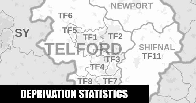 English Indices of Deprivation statistical comparisons for Lower-Super Output Areas in Admaston & Bratton, Telford and Wrekin, Shropshire